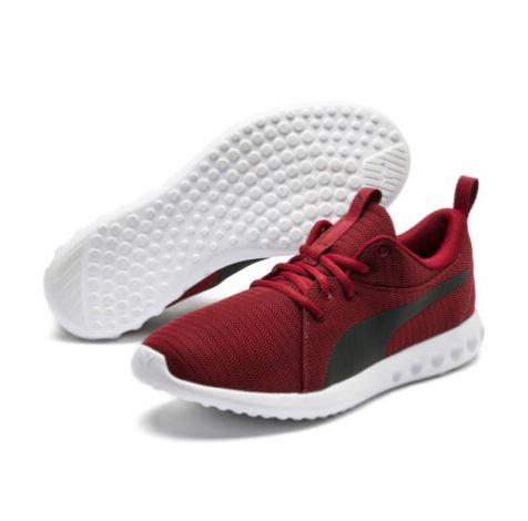 Bild zu PUMA Carson 2 Herren Sneaker (rot, blau oder schwarz) für 27,99€ (VG: 44,95€)