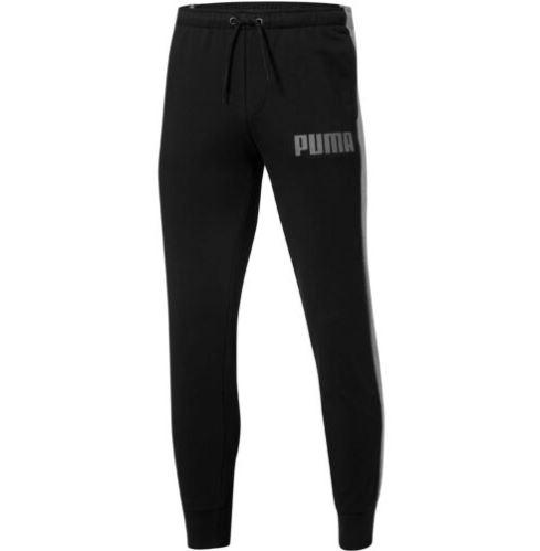 Bild zu PUMA Contrast Herren Sweatpants in grau oder schwarz für 23,99€ (VG: ab 35,95€)