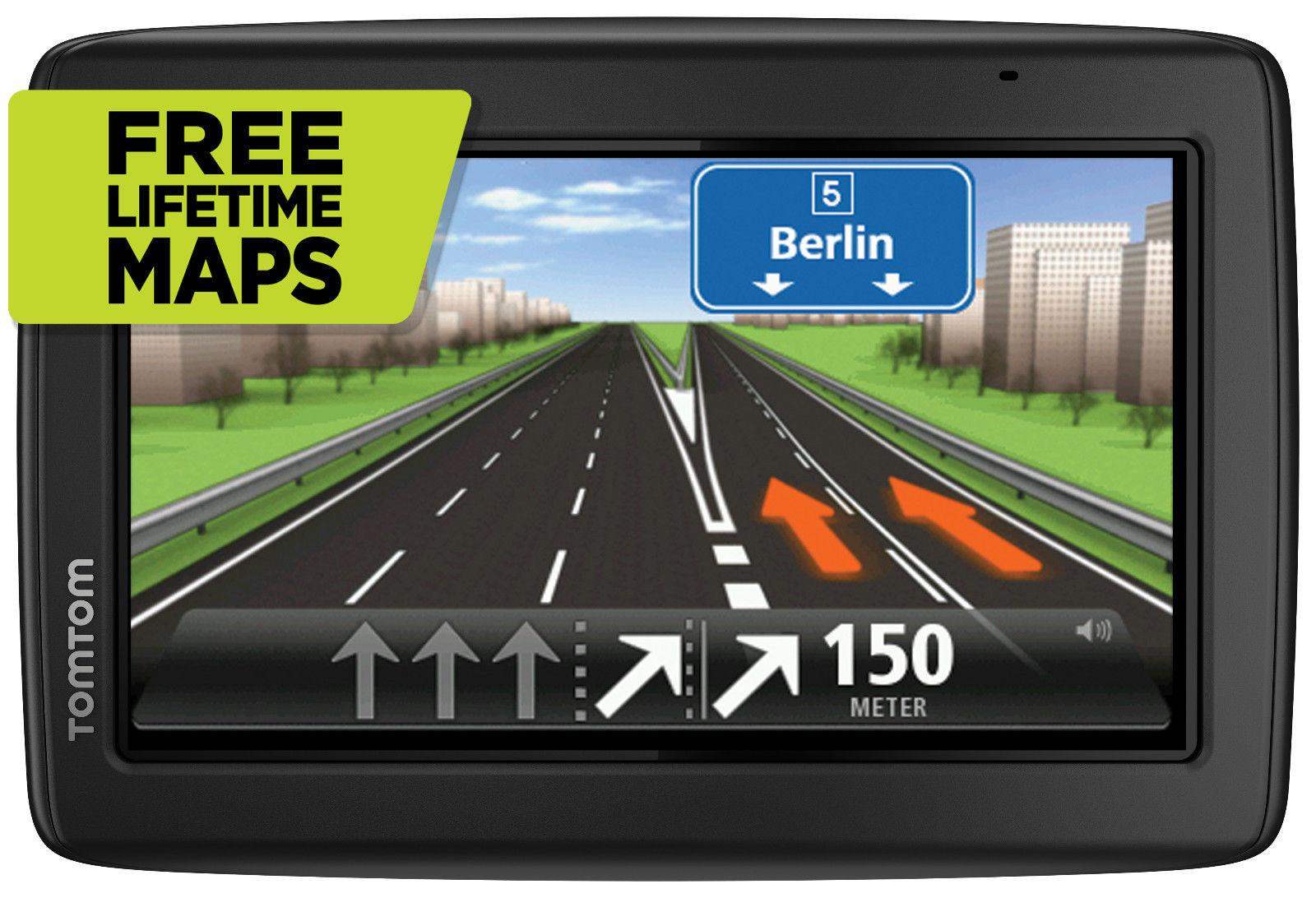 Bild zu [B-Ware] Navigationsgerät TomTom Start 25 M EU XXL für 86€ (Vergleich: 152,91€)