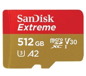 SAndisk Micro SD Karte