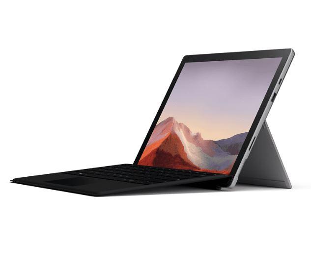 Bild zu MICROSOFT Surface Pro 7, Convertible (12,3 Zoll Display, Core™ i5, 8 GB RAM, 128 GB SSD) für 799€ (VG: 894,90€)