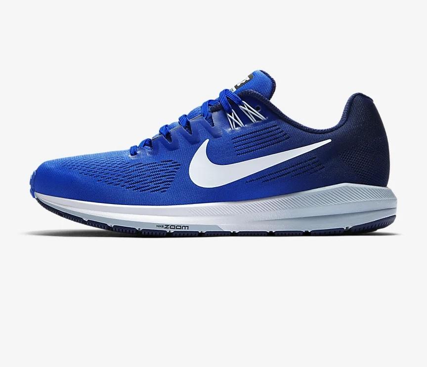 Bild zu [noch bis Mitternacht] Herren-Laufschuh Nike Air Zoom Structure 21 für 50,73€ (Vergleich: 80€)