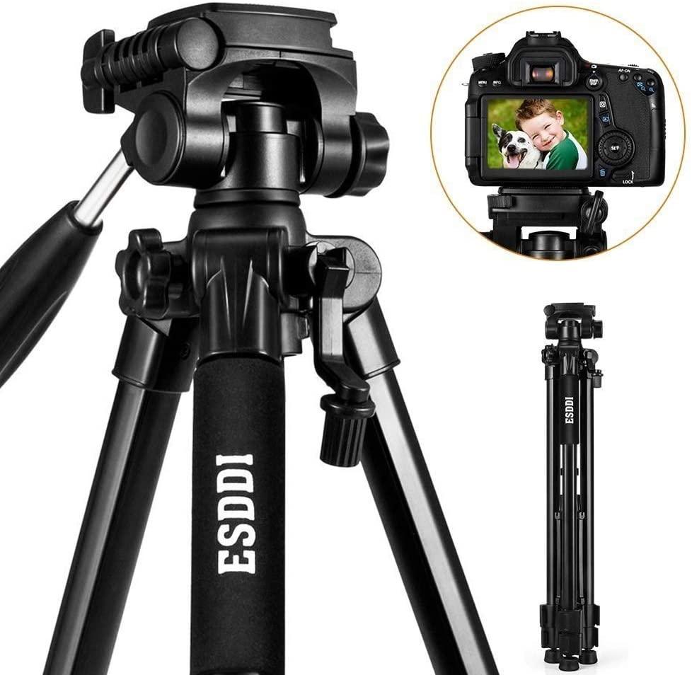 Bild zu 170 cm ESDDI Aluminium Kamerastativ TP-35 für 24,99€