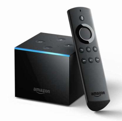 Bild zu Amazon Fire TV Cube – Hands-free mit Alexa, 4K Ultra HD-Streaming-Mediaplayer für 91,83€ (VG: 106,23€)