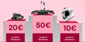 """Bild zu eBay: bis zu 50€ Rabatt auf die Kategorie """"Auto & Motorrad: Teile & Zubehör"""""""