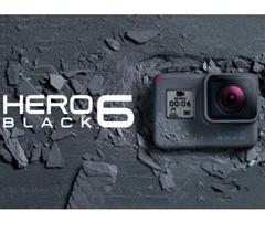 Bild zu GoPro HERO6 Black für 209,90€ (VG: 242,72€)