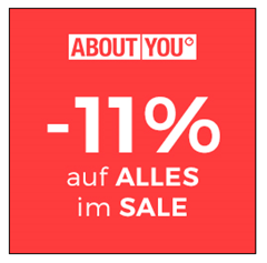 Bild zu AboutYou: Sale mit bis zu 70% + 11% Extra ab 75€