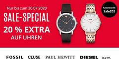 Bild zu Christ: 20% Extra-Rabatt auf ausgewählte Uhren im Sale