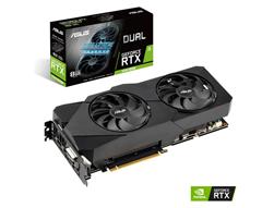 Bild zu ASUS GeForce RTX 2060 SUPER Dual Evo V2 OC 8GB Grafikkarte für 369,45€