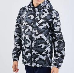 Bild zu Nike Essential Camo Herren Jacke für 39,99€