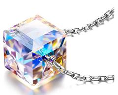 Bild zu [bis 23:30 Uhr] Alex Perry Damenhalskette mit Kristall von Swarovski für 9,74€