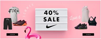 Bild zu My-Sportswear: 40% Rabatt auf Nike + kostenlose Lieferung