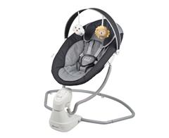 Bild zu babyGO Babywippe Cuddly in anthracite für 74,99€ (VG: 92,65€)