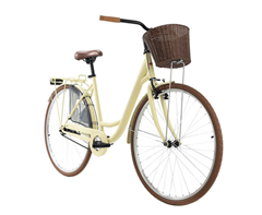 Bild zu KS Cycling Damenfahrrad Cityrad Zeeland 28 Zoll für 194,99€ (VG: 236,97€)