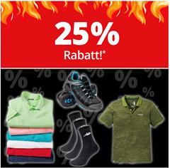 Bild zu Vorteilshop: 25% Extra-Rabatt auf Alles ab 25€ Bestellwert + kostenloser Versand + kostenloser Rückverand