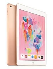 Bild zu Apple iPad 9,7″ 2018 Wi-Fi + Cellular 128 GB Gold für 349,20€ (Vergleich: 393,83€)