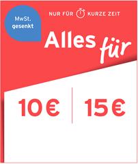 Bild zu Tchibo: 350 Artikel für je 10€ sowie über 170 Produkte für je 15€