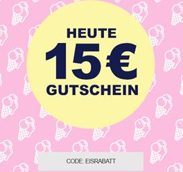 Bild zu Eis.de: 15€ Rabatt ab 39,95€ Bestellwert