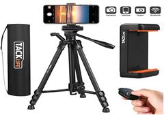Bild zu Tacklife MLT02 Aluminium Stativ (Bluetooth Fernbedienung, Maximale Belastung 5 kg) für 29,99€