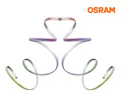 Bild zu Doppelpack Osram Smart+ Flex LED-Lichtband RGBW (180cm) für 30,90€ (Vergleich: 35,88€)