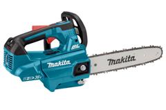 Bild zu Makita Akku-Kettensäge (2x 18V) ohne Akkus und Ladegerät für 235,90€ (VG: 281,01€)