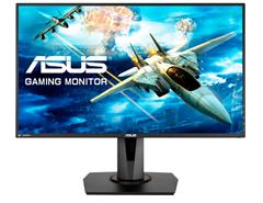 Bild zu ASUS VG278Q 27 Zoll Full-HD Gaming Monitor (1 ms Reaktionszeit, 144 Hz, EEK: A) für 219,60€ (Vergleich: 242,73€)