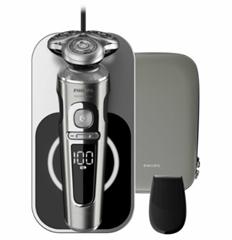 Bild zu Philips SP9861/13 Series 9000 Prestige Akkurasierer inkl. Qi-Ladepad für 244,90€ (Vergleich: 281,72€)