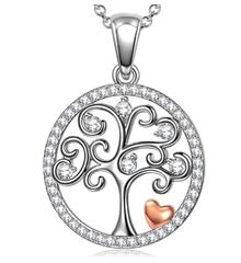 Bild zu ANGEL NINA – Baum des Lebens – Damen Halskette für 9,99€