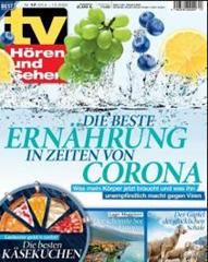 """Bild zu Jahresabo (52 Ausgaben) Zeitschrift """"TV Hören und Sehen"""" für 114,60€ + bis zu 115€ Prämie"""