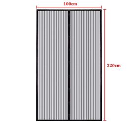 Bild zu wolketon magnetischen Türvorhang / Fliegengitter (verschiedene Größen) ab 10,49€