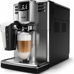 Bild zu PHILIPS Series 5000 LatteGo EP5345/10 Kaffeevollautomat/ Kaffeemaschine für 469,99€ (VG: 560,98€)