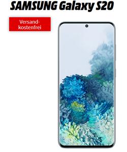 Bild zu Samsung S20 für 18,52€ mit 18GB LTE Datenflat, SMS und Sprachflat im Telekom-Netz für 34,99€/Monat