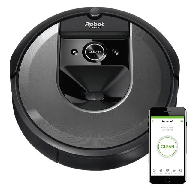 Bild zu iRobot Roomba i7158 Saugerroboter für 499€ (VG: 632,94€)