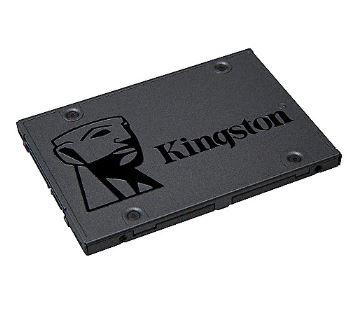 Bild zu Kingston A400 SSD 960GB (TLC, 2.5zoll, SATA600, 7mm) für 82,80€ (VG: 98,51€)