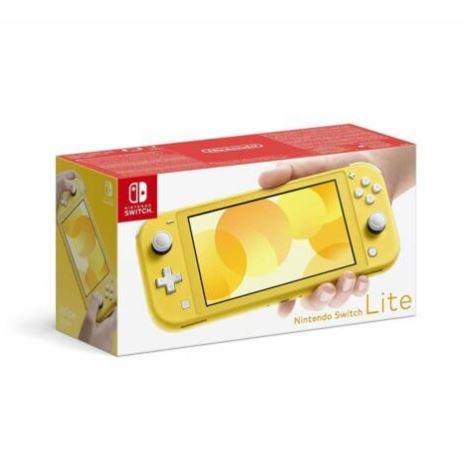 Bild zu Nintendo Switch lite in Gelb für nur 169,99€ (VG: 188,90€)