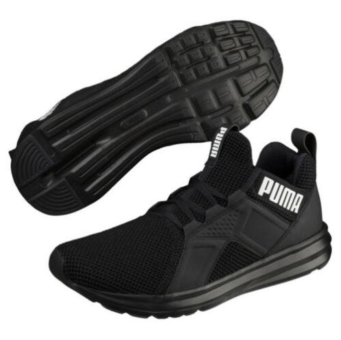 Bild zu PUMA Enzo Weave Laufschuh / Sneaker in schwarz für 38,36€ (VG: 62,99€)
