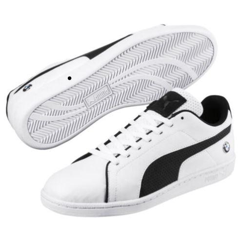 Bild zu PUMA BMW M Motorsport Court Perf Sneaker (schwarz oder weiß) für 34,95€ (52,90€)