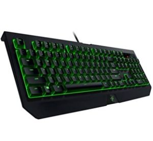 Razer Black Widow Gaming Tastatur