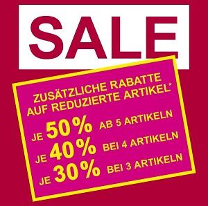 Bild zu Takko: Bis zu 50% Extra-Rabatt auf die bereits reduzierten Artikel