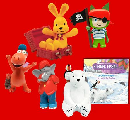 Bild zu MediaMarkt: Kaufe 4 Tonie Figuren und bezahle nur 3