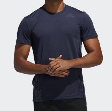 Bild zu adidas Performance AEROREADY 3-Streifen T-Shirt für 19,90€ (VG: 27,98€)