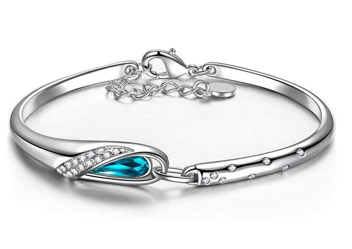 Bild zu Kami Idea Armband – Prinzessin Aschenputtel – mit Kristalle von Swarovski für 9,99€