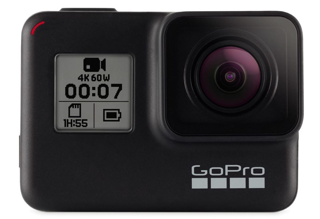 Bild zu GoPro Hero7 Black Actioncam für 249€ (VG: 278,98€)