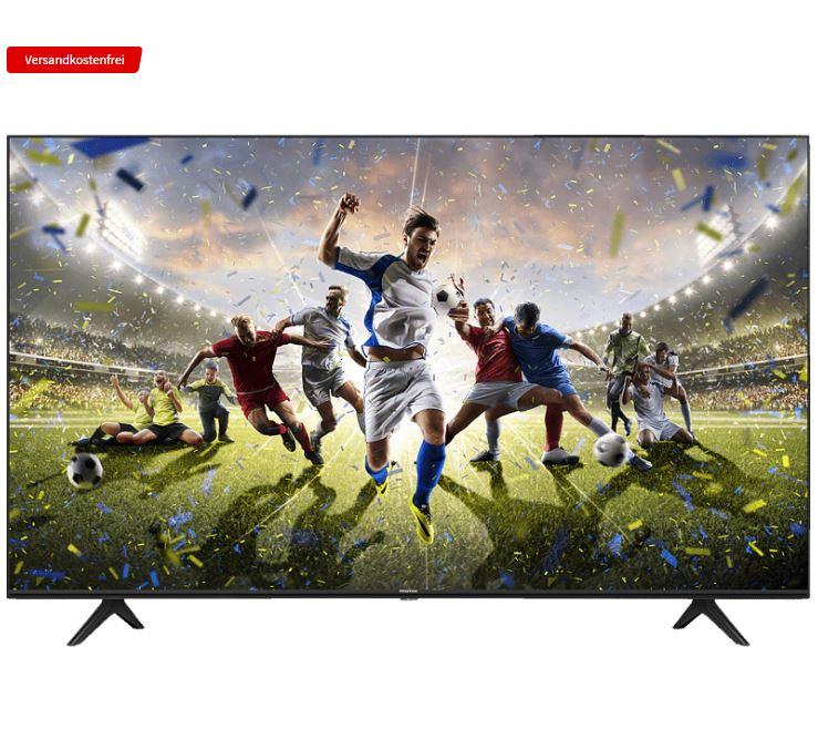 Bild zu HISENSE 55A7100F 55 Zoll UltraHD 4K LED-Fernseher für 314,68€ (VG: 443,99€)