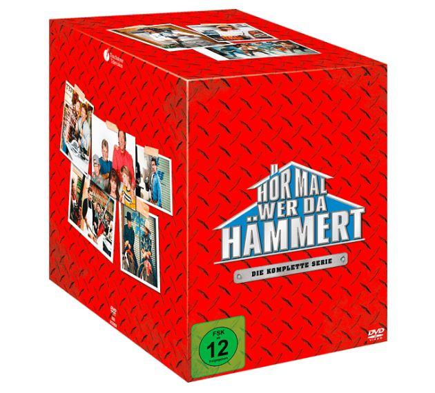 Bild zu Hör mal… wer da hämmert – DVD Komplettbox (28 DVDs) für 32,22€ (VG: 43,02€)
