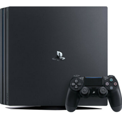 Bild zu SONY PS4 Pro 1TB + Controller als B-Ware für 224,90€