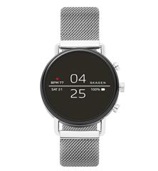 Bild zu Smartwatch Skagen Falster 2 – Milanaise für 79,20€ (Vergleich: 179,40€)