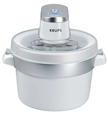 Bild zu Krups Eismaschine Venise GVS241 für 53,32€ (Vergleich: 75,94€)