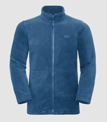 Bild zu Jack Wolfskin Tavani Herren Fleece Jacke in großen Größen für 46,77€ (Vergleich: 89,95€)