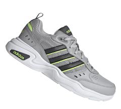 Bild zu adidas Freizeitschuh Strutter in grau/dunkelgrau für 29,50€ (VG: 52,90€)